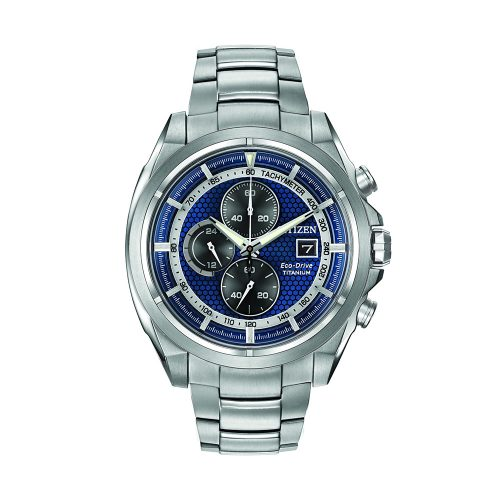 Citizen G Chandler Chronograph BW Watch - O'Kellys Jewellers Bray