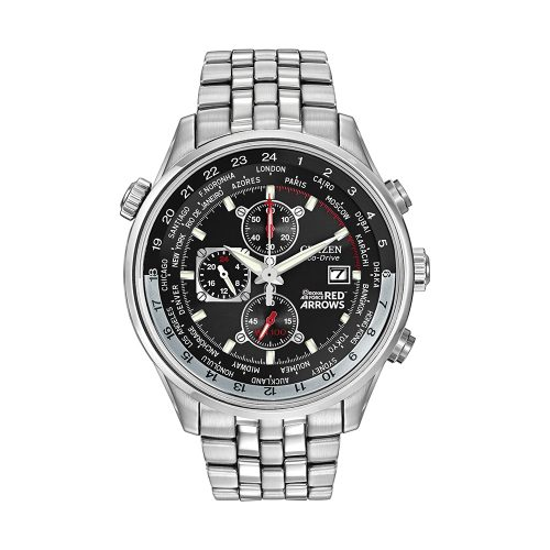 Citizen G Red Arrows Chronograph BW - O'Kellys Jewellers Bray