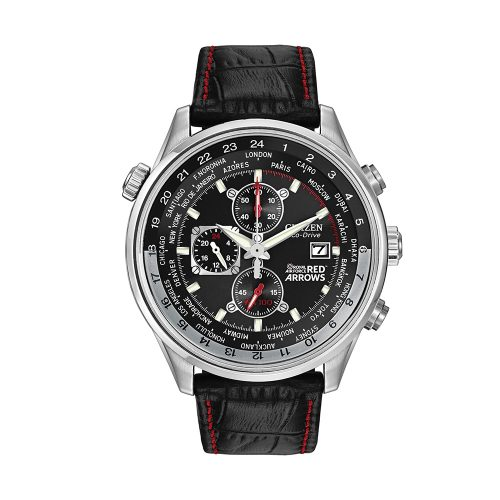 Citizen G Red Arrows Chronograph SW - O'Kellys Jewellers Bray