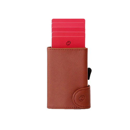 C Secure Wallet Tan - O'Kellys Jewellers Bray