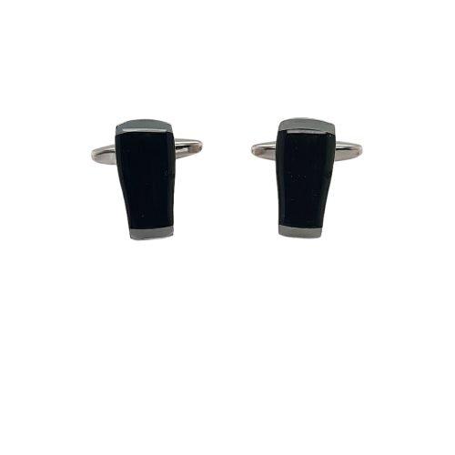 Silver Plated Guinness Cufflinks - O'Kellys Jewellers Bray