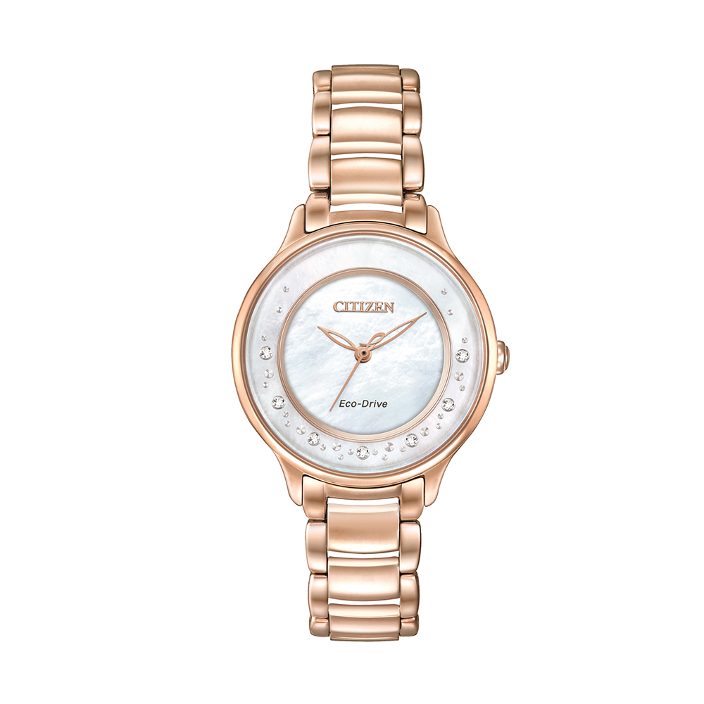 Citizen L Circle Of Time Rose Gold - O'Kellys Jewellers Bray