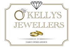 O'Kellys Jewellers | Main Street Bray Logo
